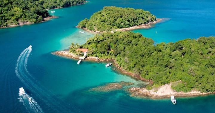 Ilha Grande - Como Chegar