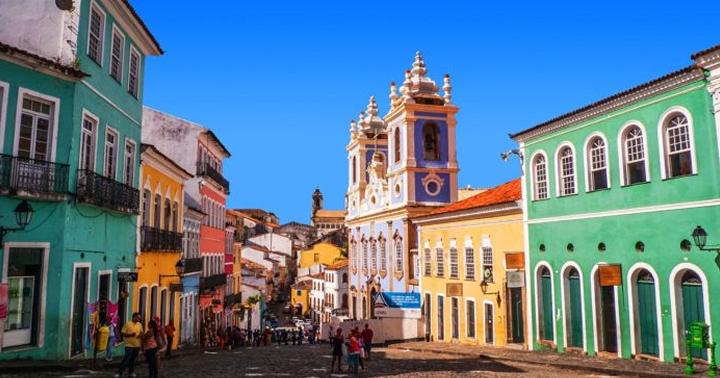 São Salvador, Bahia, a Capital da Alegria